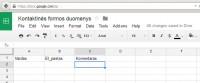 google_spreadsheet_dokumentas